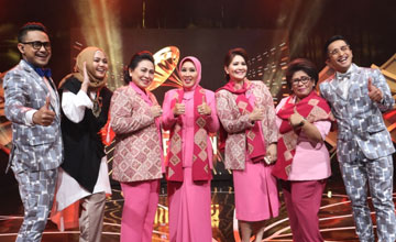 YKB DI GOLDEN MEMORIES INDOSIAR